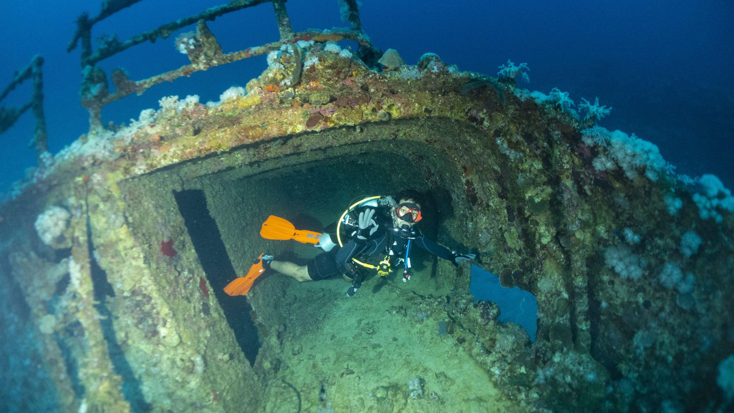 Shipwreck Iona